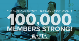 Association Membership Surpasses 100,000 Mark.