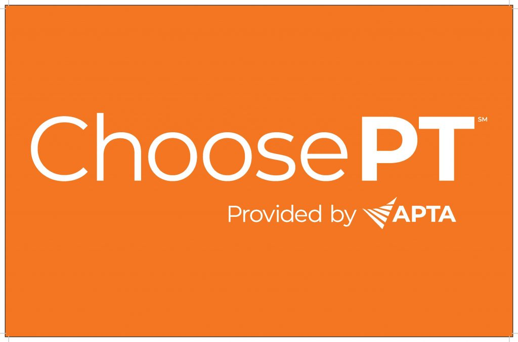"""APTA Launches """"ChoosePT"""" National Opioid Awareness Campaign."""