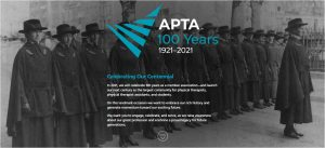 APTA Celebrates Its 100th Anniversary.