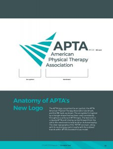 APTA Launches New Brand and Logo.