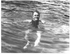 Franklin D. Roosevelt Establishes the Georgia Warm Springs Foundation.