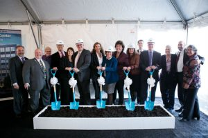 APTA Breaks Ground on the APTA Centennial Center, Its New Headquarters.